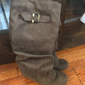 Unionbay brown boots